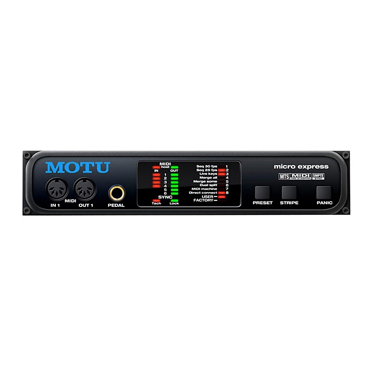 MOTU Micro Express Interface USB