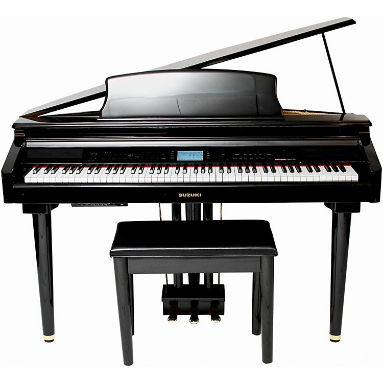 Suzuki Micro Grand Digital Piano Black