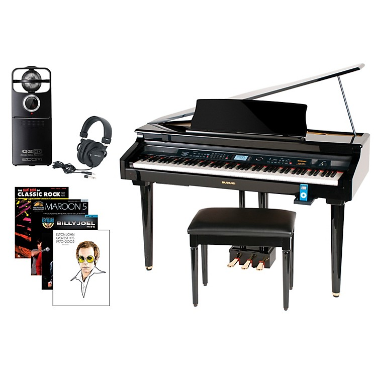 Suzuki Micro Grand Digital Piano Package 2