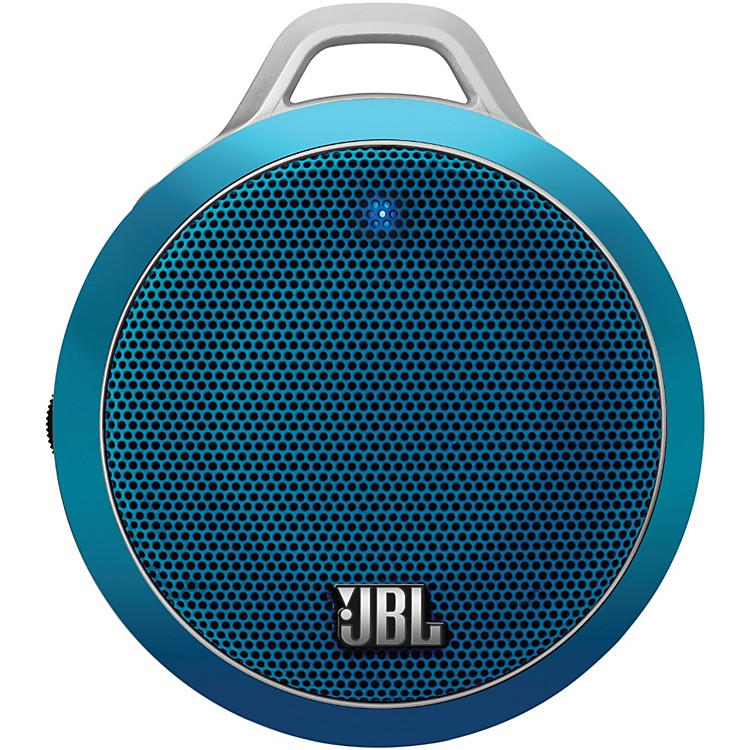 JBL Micro Wireless Ultra-Portable BT Multimedia Speaker Blue
