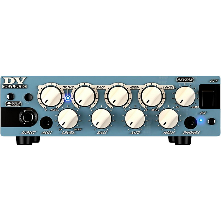 DV Mark Micro50 50W Guitar Amp Head