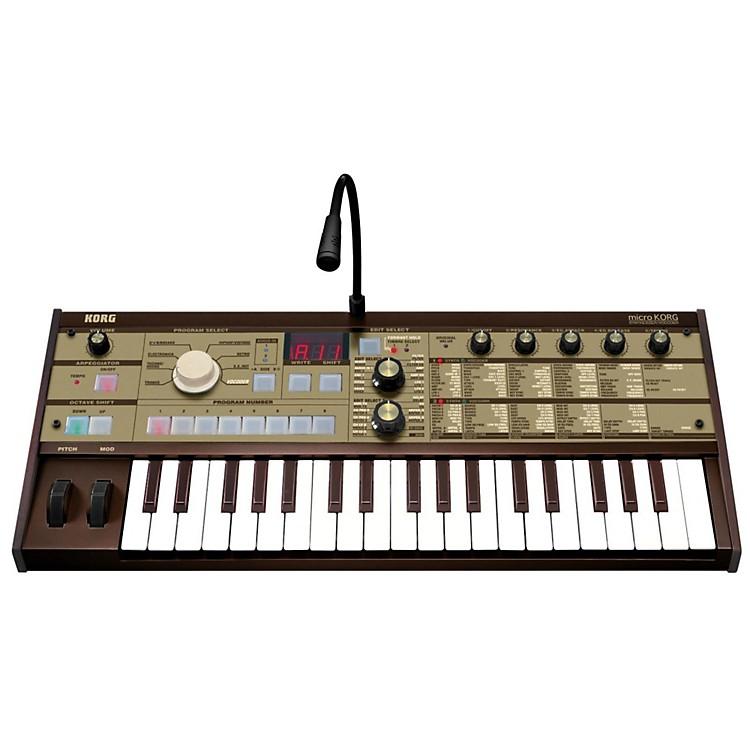 KorgMicroKorg Vintage Gold Synthesizer/Vocoder