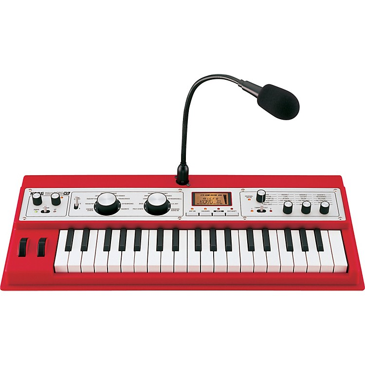 KorgMicroKorg XL Limited Edition - Red