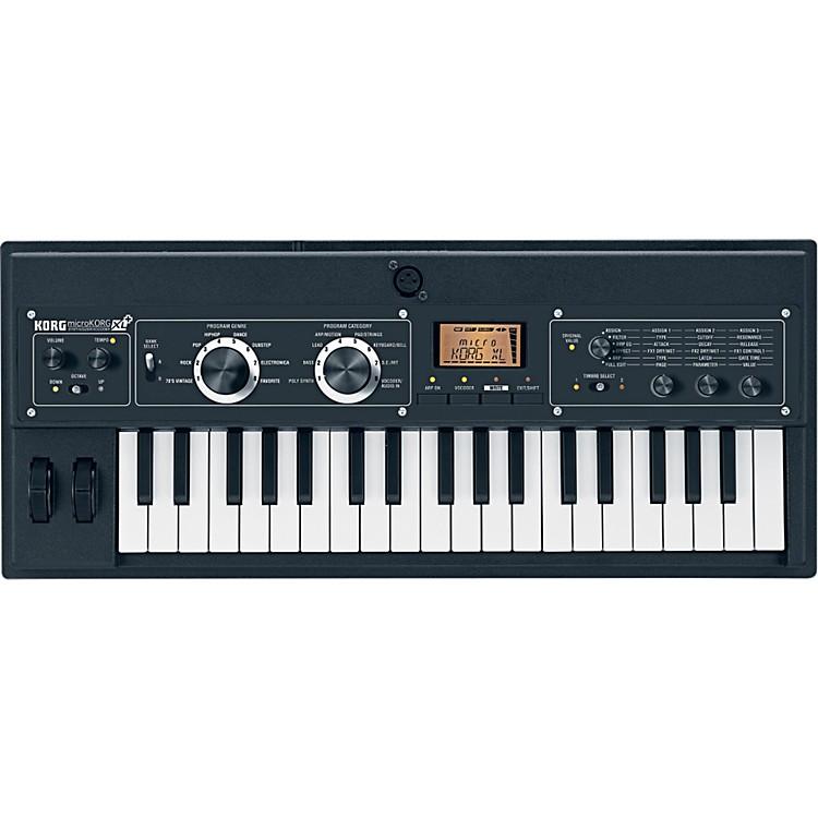 KorgMicroKorg XL+ Synthesizer/Vocoder