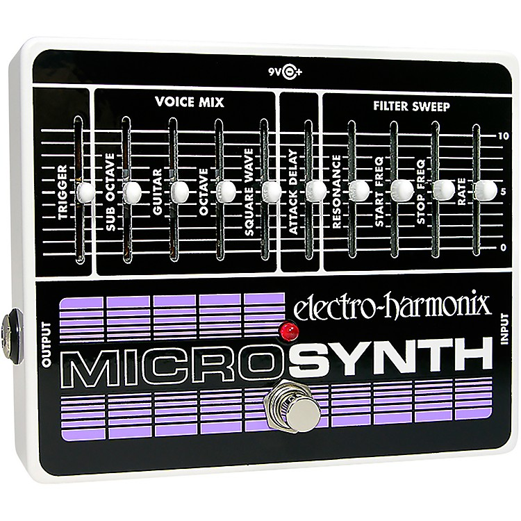 Electro-HarmonixMicroSynth XO Guitar Effects Pedal
