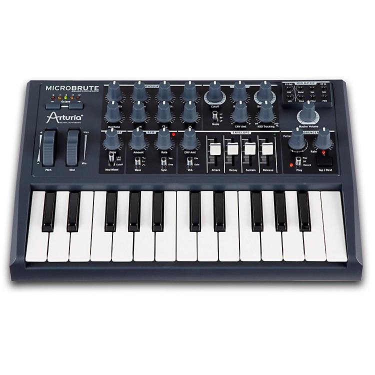 ArturiaMicrobrute Analog Synthesizer