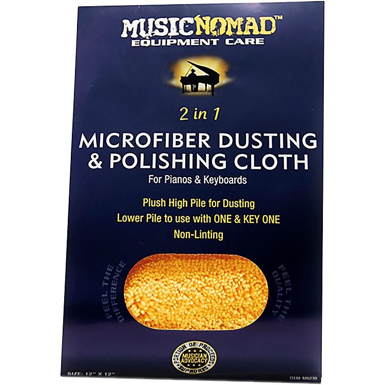 Music NomadMicrofiber Dusting & Polishing Cloth - Pianos & Keyboards