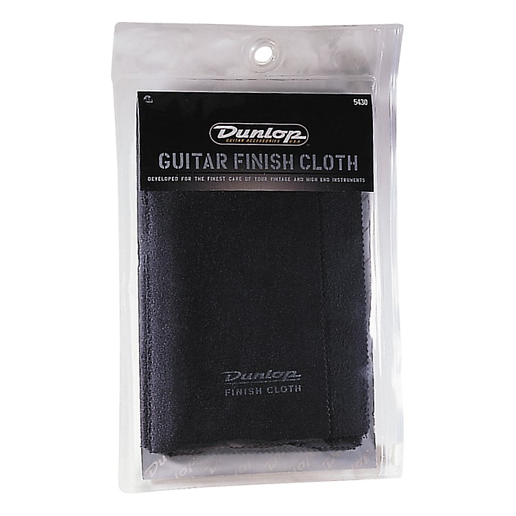 DunlopMicrofiber Guitar Finish Cloth