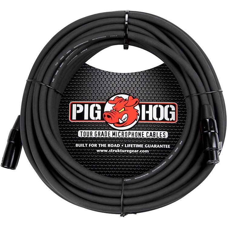 Pig HogMicrophone Cable 8mm XLR(M) to XLR(F)50 ft.