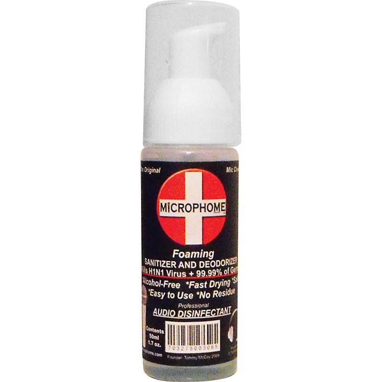 MicrophomeMicrophone Foam Sanitizer Bottle50 ml