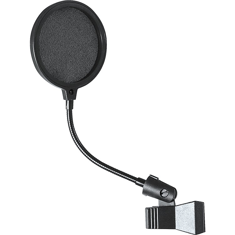 On-Stage Stands Microphone Pop Filter  4 in.