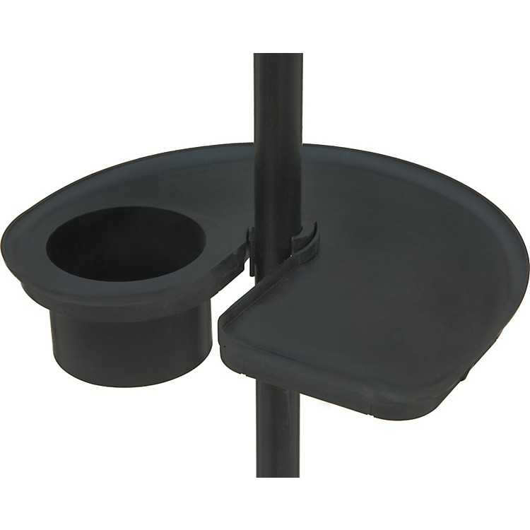 O-Tray Microphone Stand Tray and Drink Holder