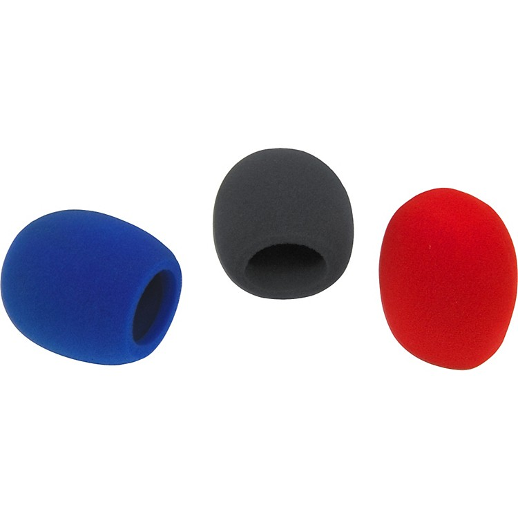 Musician's GearMicrophone WindscreenBlueFoam