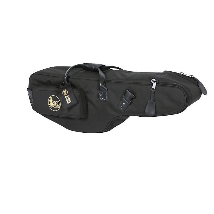 GardMid-Suspension EM Tenor Saxophone Gig Bag105-MLK BlackUltra Leather