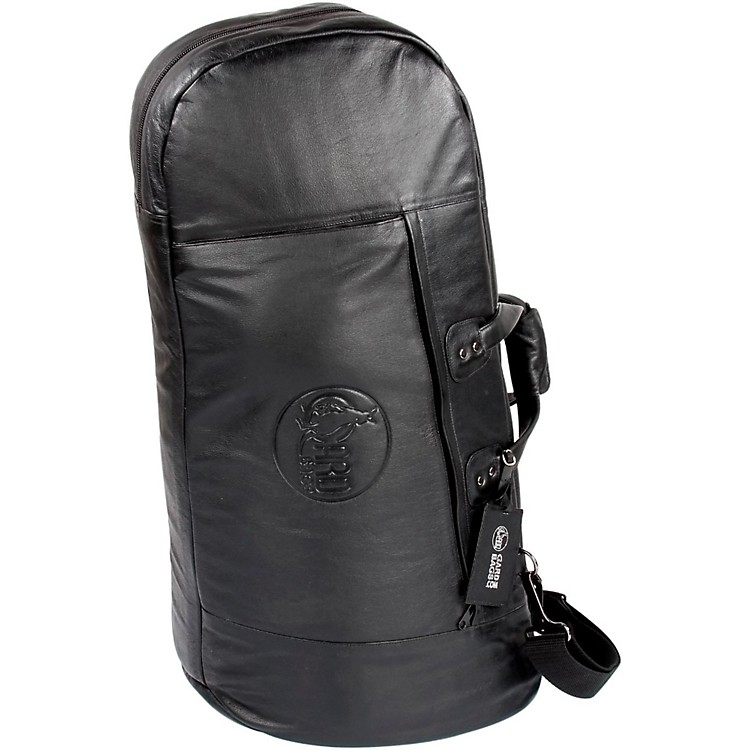 Gard Mid-Suspension Euphonium Gig Bag 51-MLK Black Ultra Leather