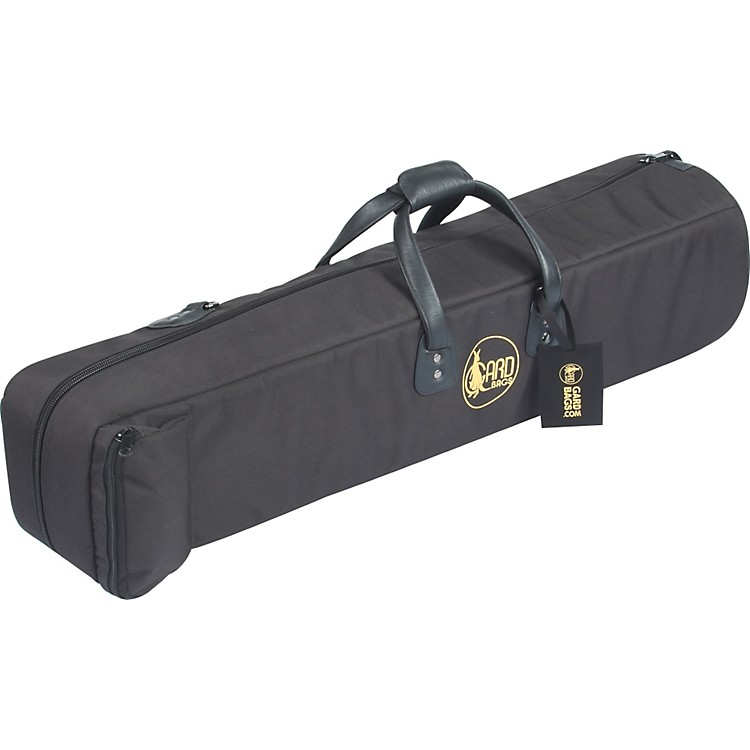 Gard Mid-Suspension G Series Trombone Gig Bag 22-MLK Black Ultra Leather