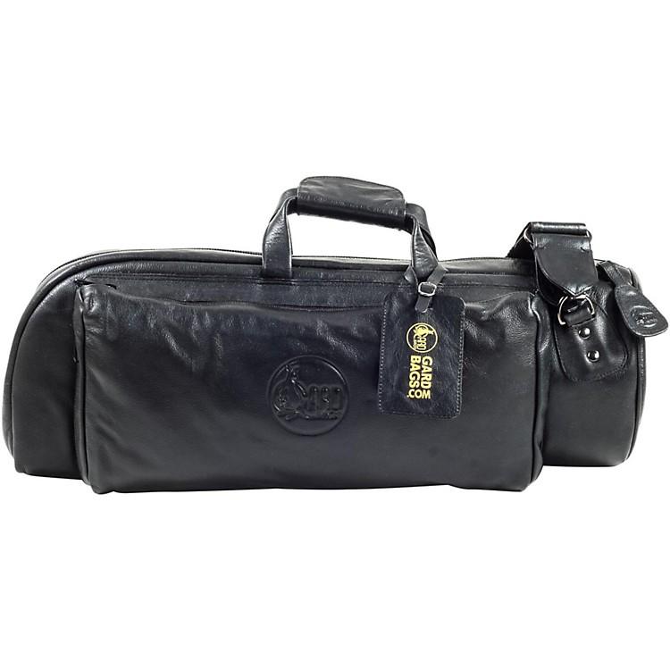GardMid-Suspension Trumpet Gig Bag1-MLK BlackUltra Leather