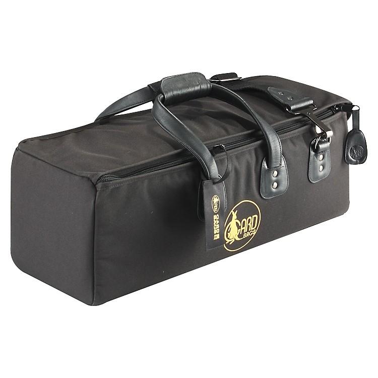 GardMid-Suspension Trumpet & Mute Gig Bag8-MLK BlackUltra Leather