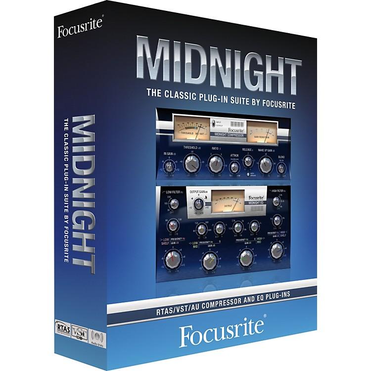 FocusriteMidnight Software