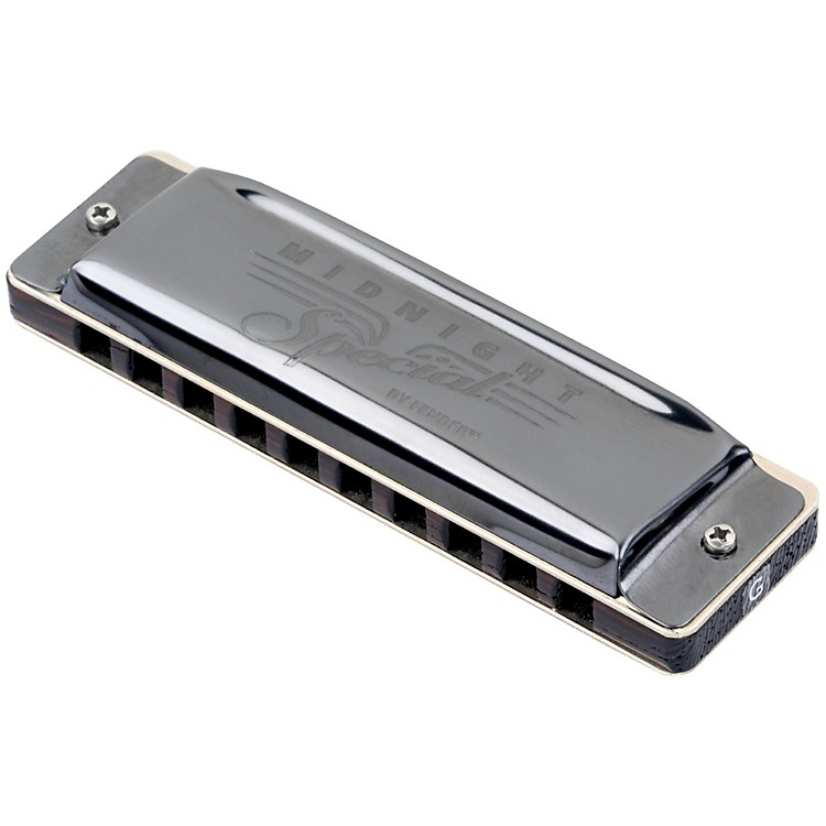 Fender Midnight Special Harmonica Key of G