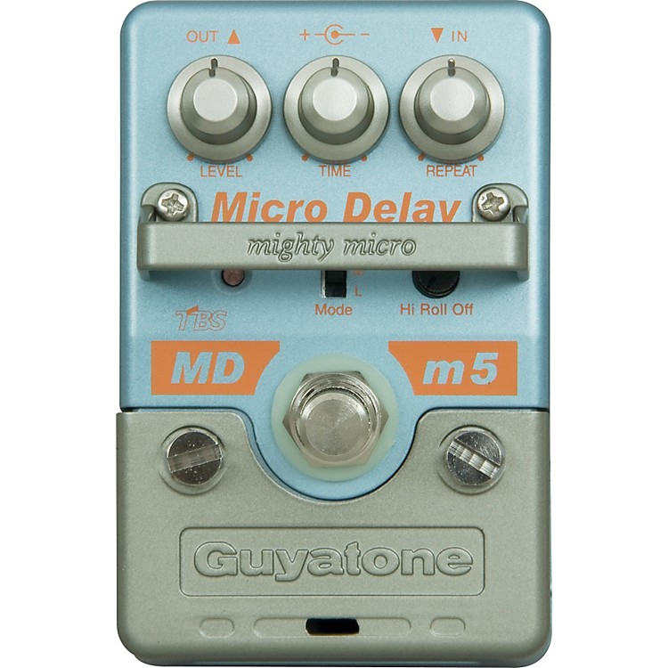 Guyatone Mighty Micro MDm5 Digital Delay Guitar Effects Pedal
