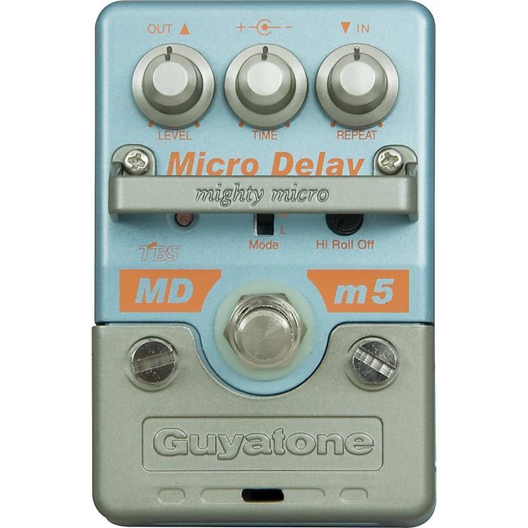 GuyatoneMighty Micro MDm5 Digital Delay Guitar Effects Pedal