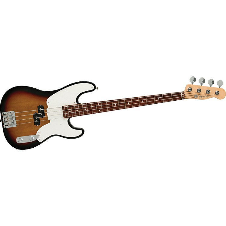 Fender Mike Dirnt Precision Bass 2-Color Sunburst Rosewood Fretboard