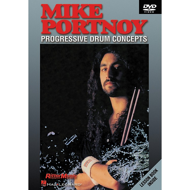 Hal Leonard Mike Portnoy - Progressive Drum Concepts DVD