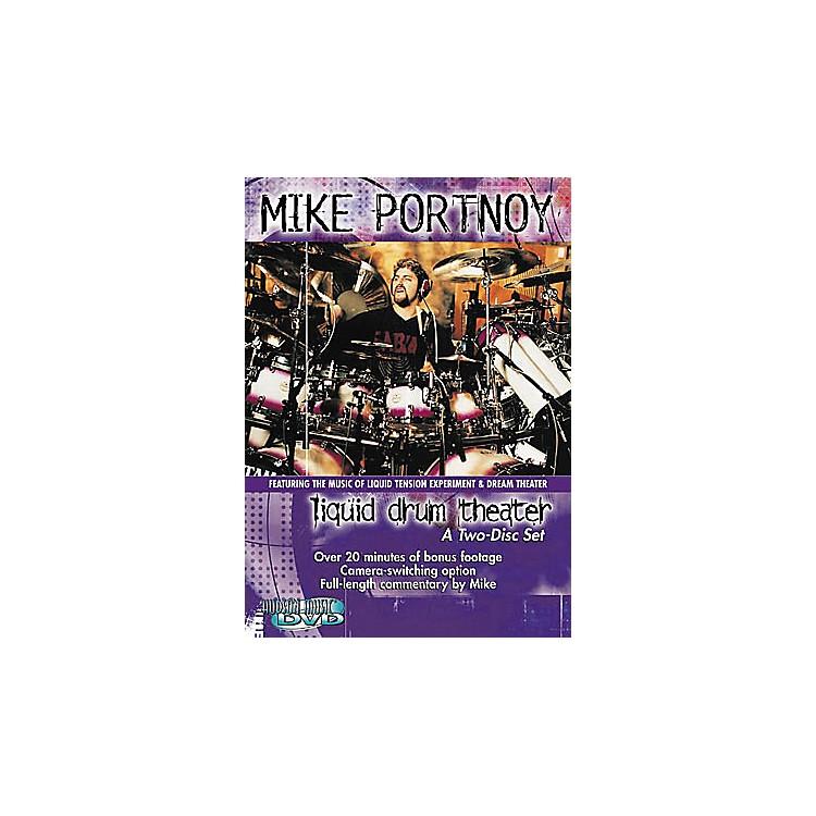 Hudson MusicMike Portnoy: Liquid Drum Theater (DVD Set)