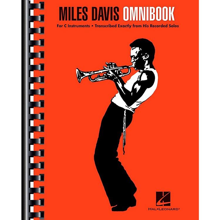 Hal LeonardMiles Davis Omnibook For C Instruments