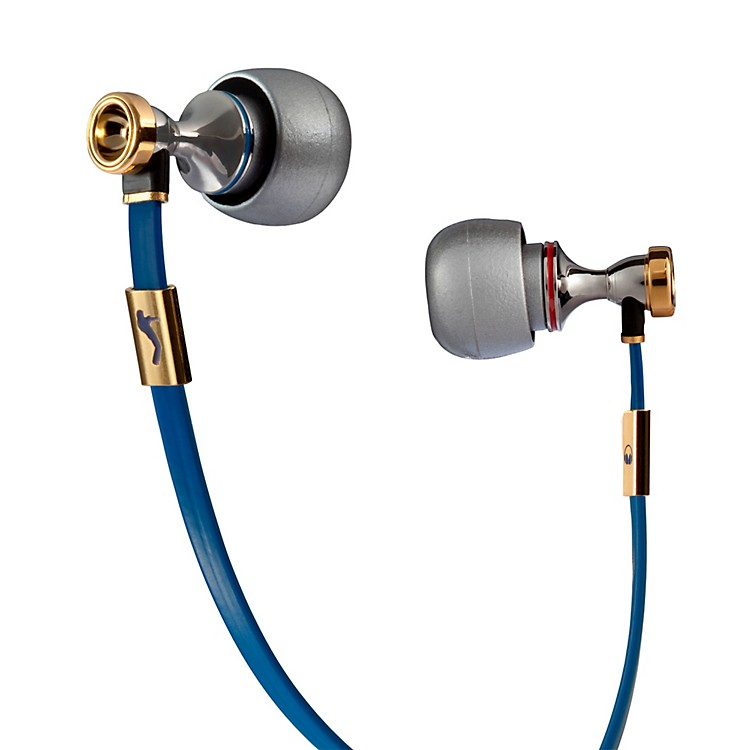 MonsterMiles Davis Trumpet High Performance In-Ear Headphones with ControlTalk