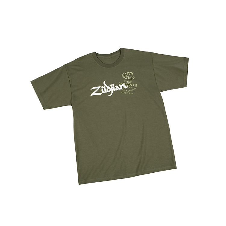 Zildjian Military T-Shirt