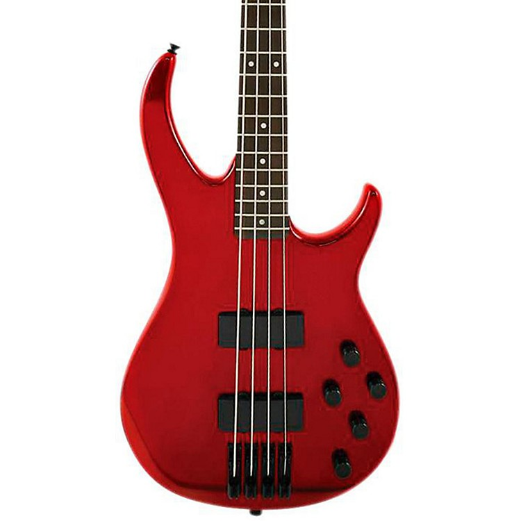 PeaveyMillennium 4 AC BXP Electric BassMetallic Red