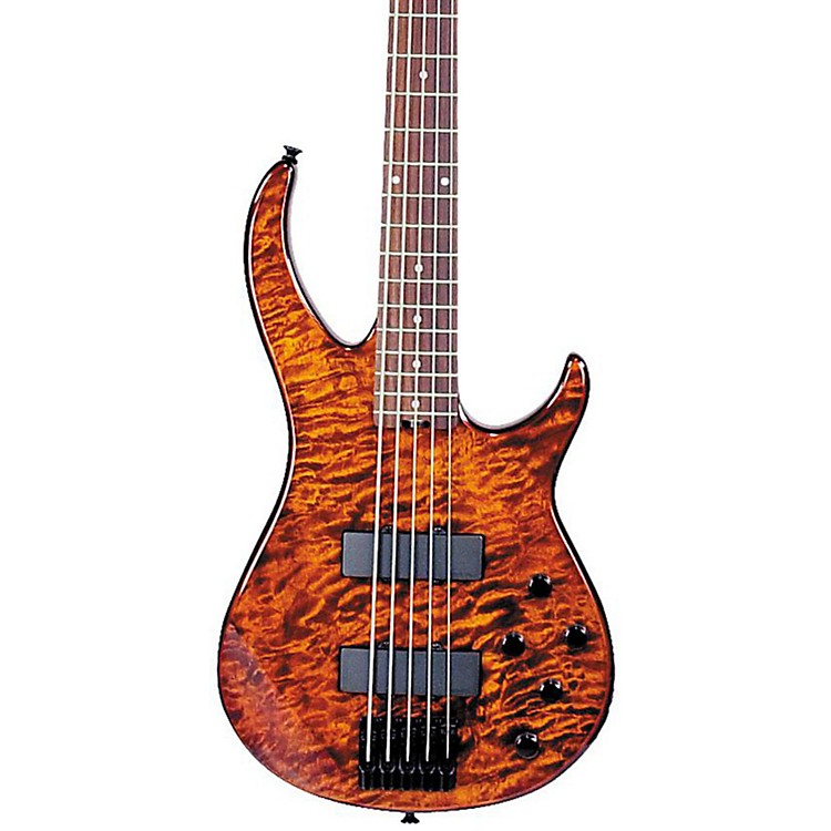 Peavey Millennium 5 AC BXP 5-String Bass Quilt Top Tiger Eye