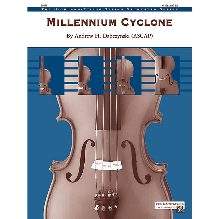 AlfredMillennium Cyclone 2.5