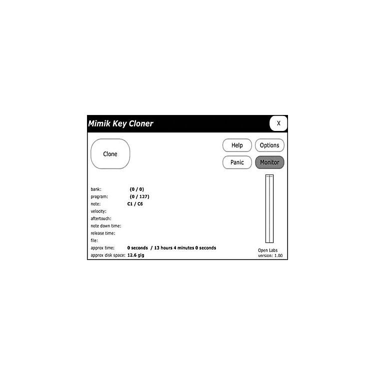 Open LabsMimiK Keyboard Cloning Software