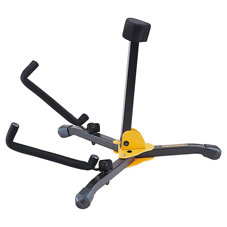 Hercules StandsMini Acoustic Guitar Stand with Carrying Bag