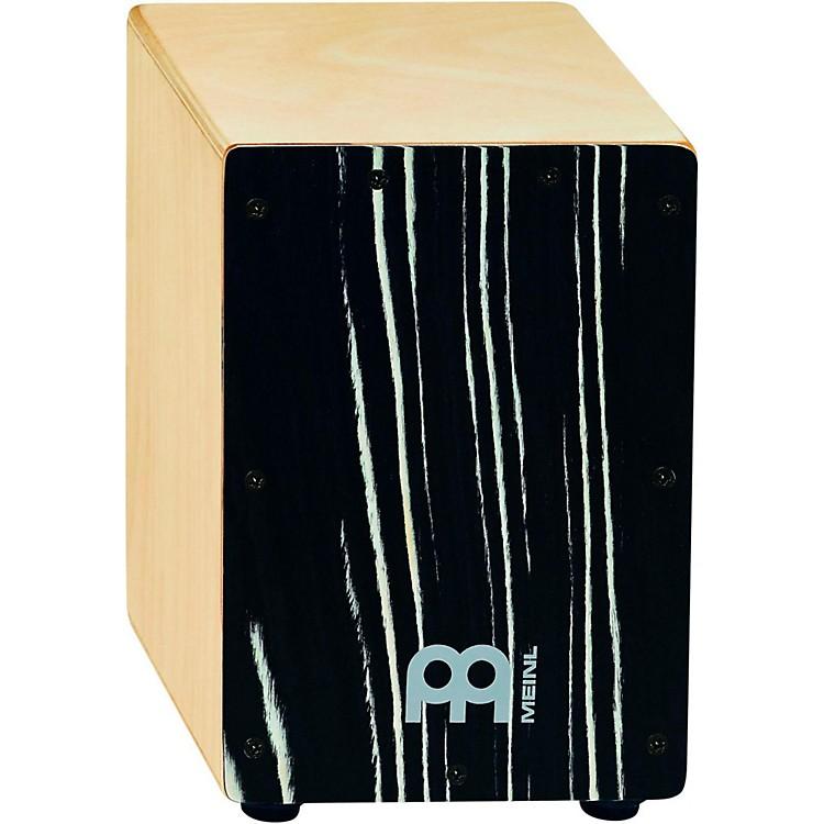 MeinlMini Cajon with Birch BodyStriped Onyx