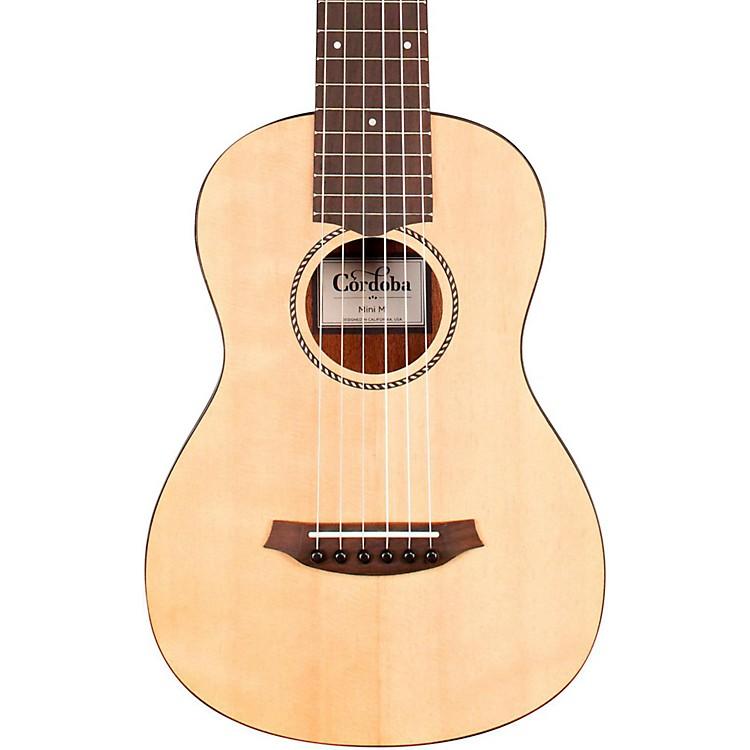 CordobaMini Mahogany Nylon String Acoustic GuitarNatural