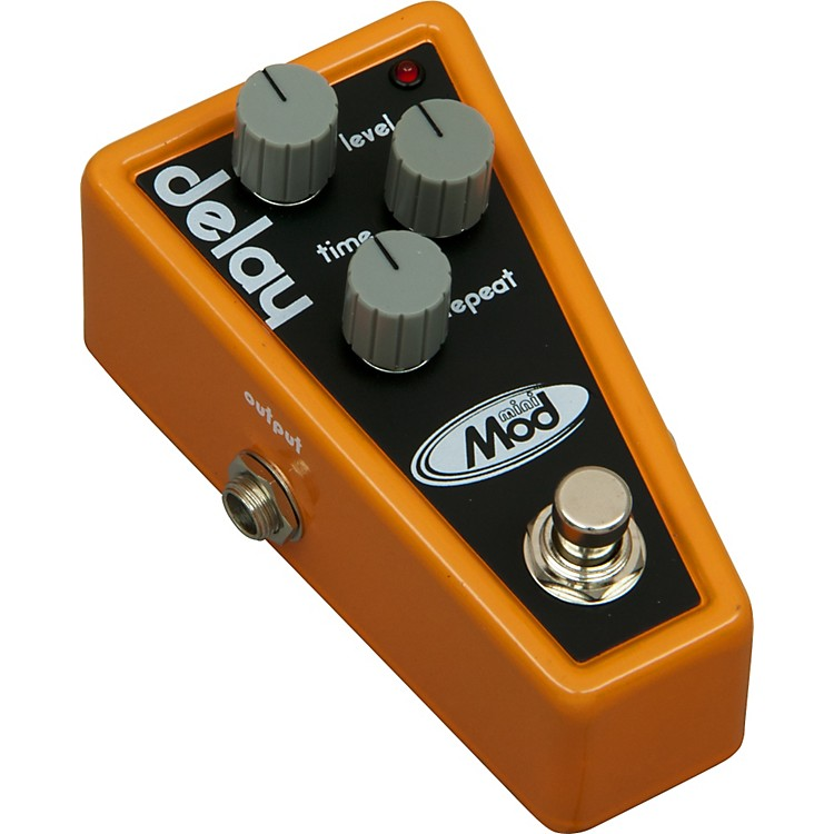Modtone Mini-Mod Delay Guitar Effects Pedal
