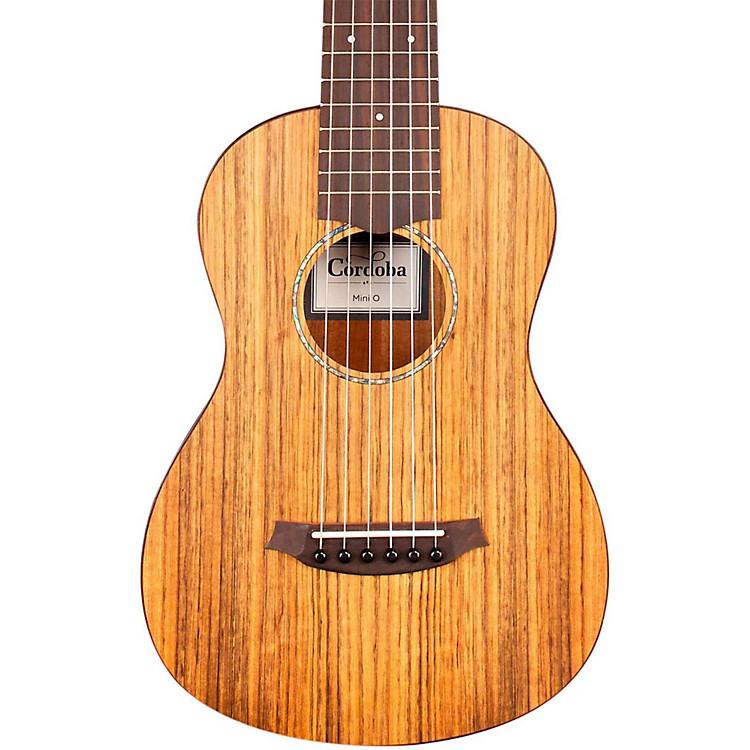 CordobaMini Ovangkol Nylon String Acoustic GuitarNatural
