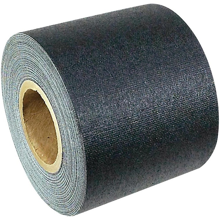 American Recorder TechnologiesMini Roll Gaffers Tape 2 In x 8 Yards Basic ColorsBlack