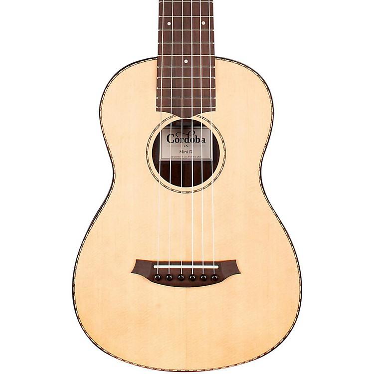 CordobaMini Rosewood Nylon String Acoustic GuitarNatural