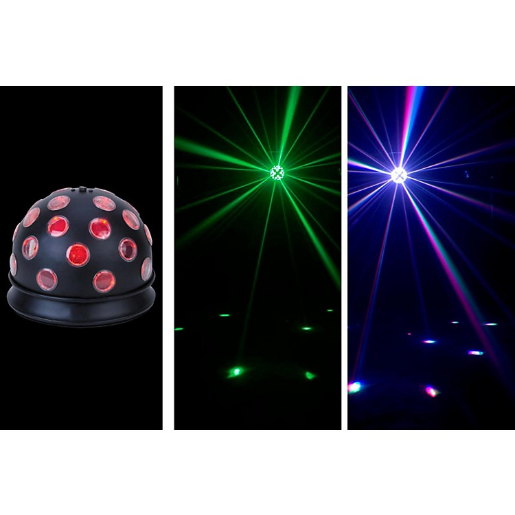 American DJ Mini Tri Ball Light Effect