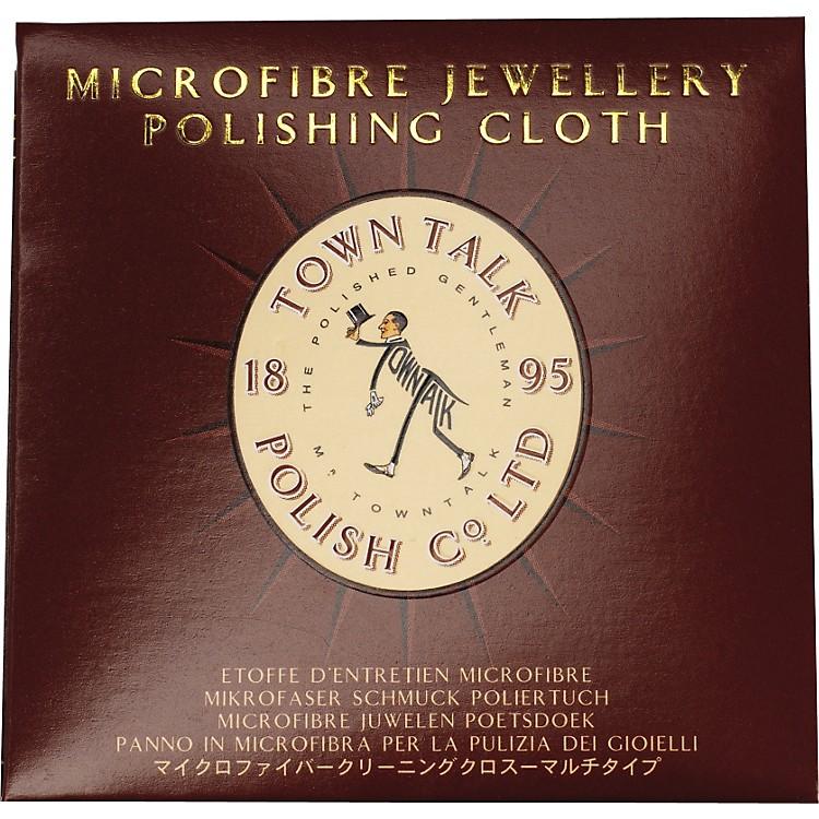 Town Talk PolishMini Wallet Silver Polishing Cloth