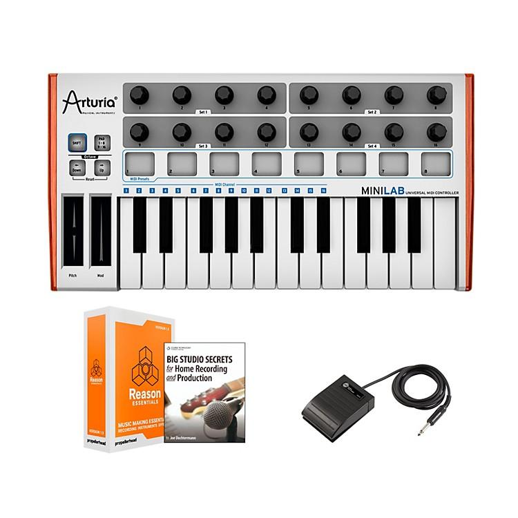 ArturiaMiniLab Keyboard Controller Package 1