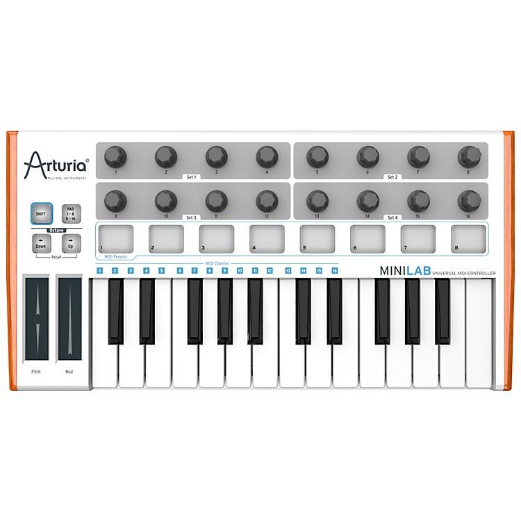 ArturiaMiniLab Mini Hybrid Keyboard Controller