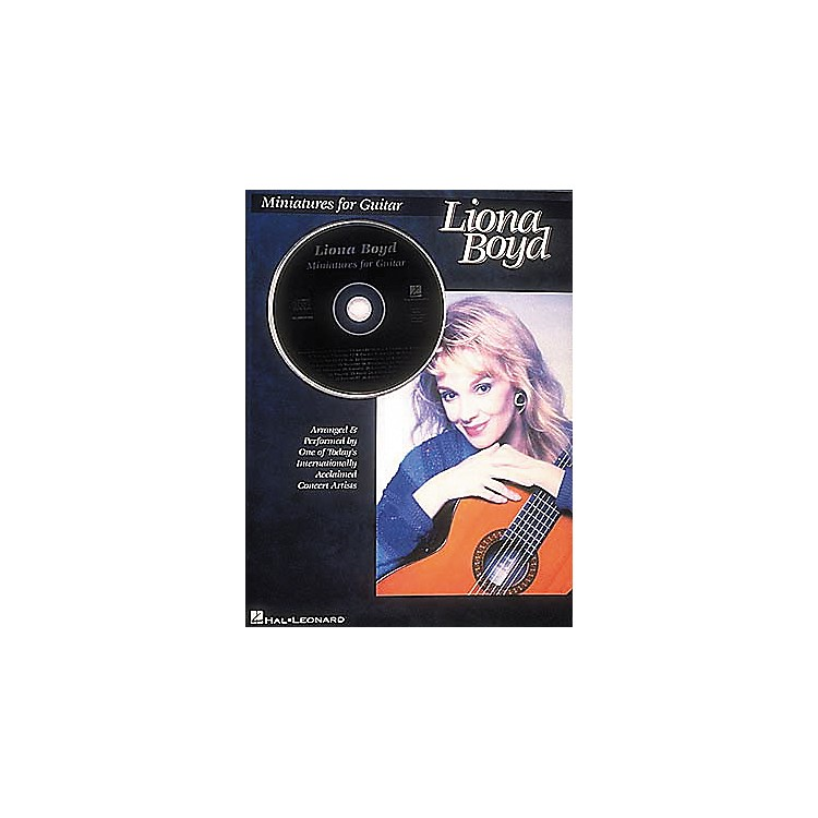 Hal Leonard Miniatures for Guitar (Book/CD)