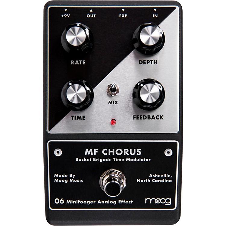 MoogMinifooger Chorus Guitar Effects Pedal