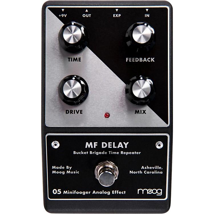 MoogMinifooger Delay Guitar Effects Pedal